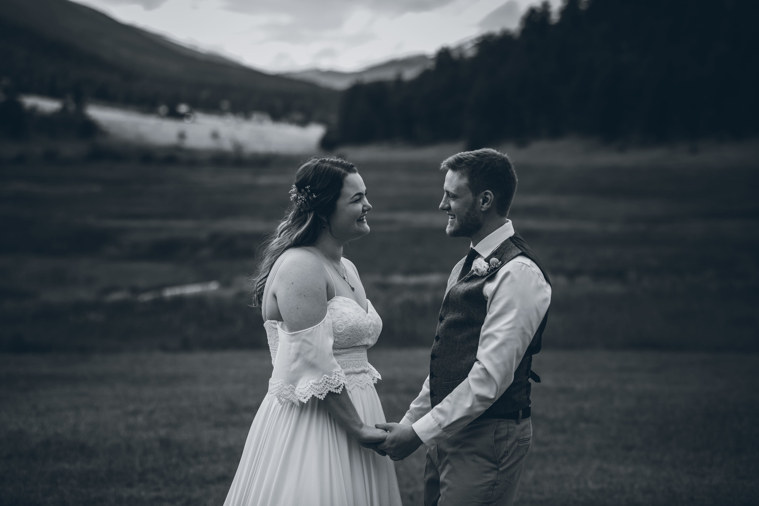 Deer Creek Valley Ranch Couple