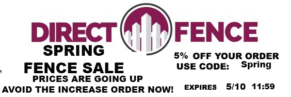 Buyvinylfence.com Coupon Code