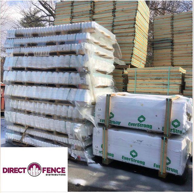 SWIPE➡️ No worries! We are fully stocked and ready to deliver!🔥🤣 #Northeast #DirectFenceDistributors #NJFence #VinylFence #BuyVinylFencecom #Fencefordays #Bespoke #DIY #NjFenceCompany #CarlstadtNJ #BergencountyNJ #NJchamber #NJhomesforsale #NJrealtors