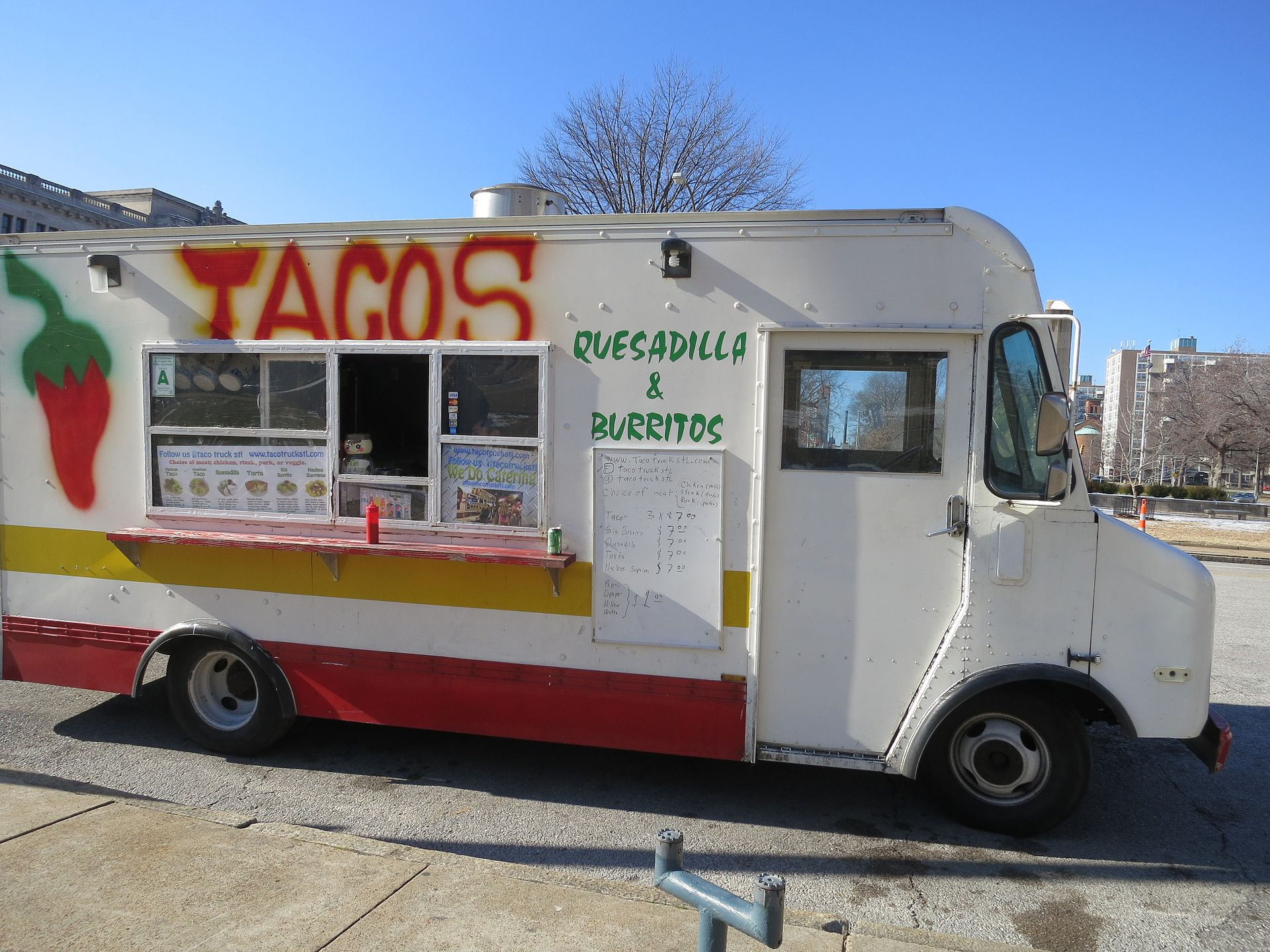 Taco truck - St. Louis, Missouri