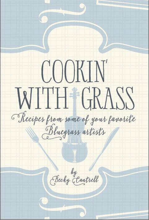 Seriously! Is this not the best title for a 'bluegrass' cookbook ever?