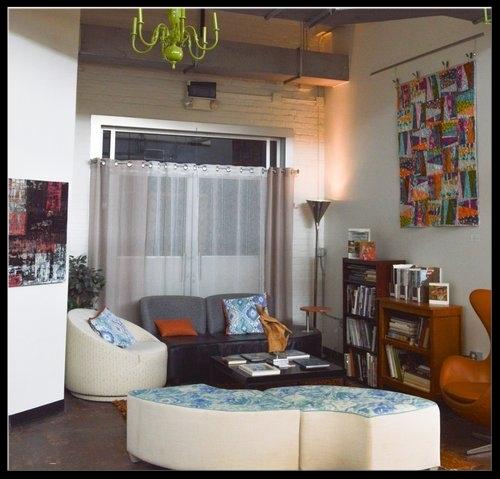 Studio Artist Lounge