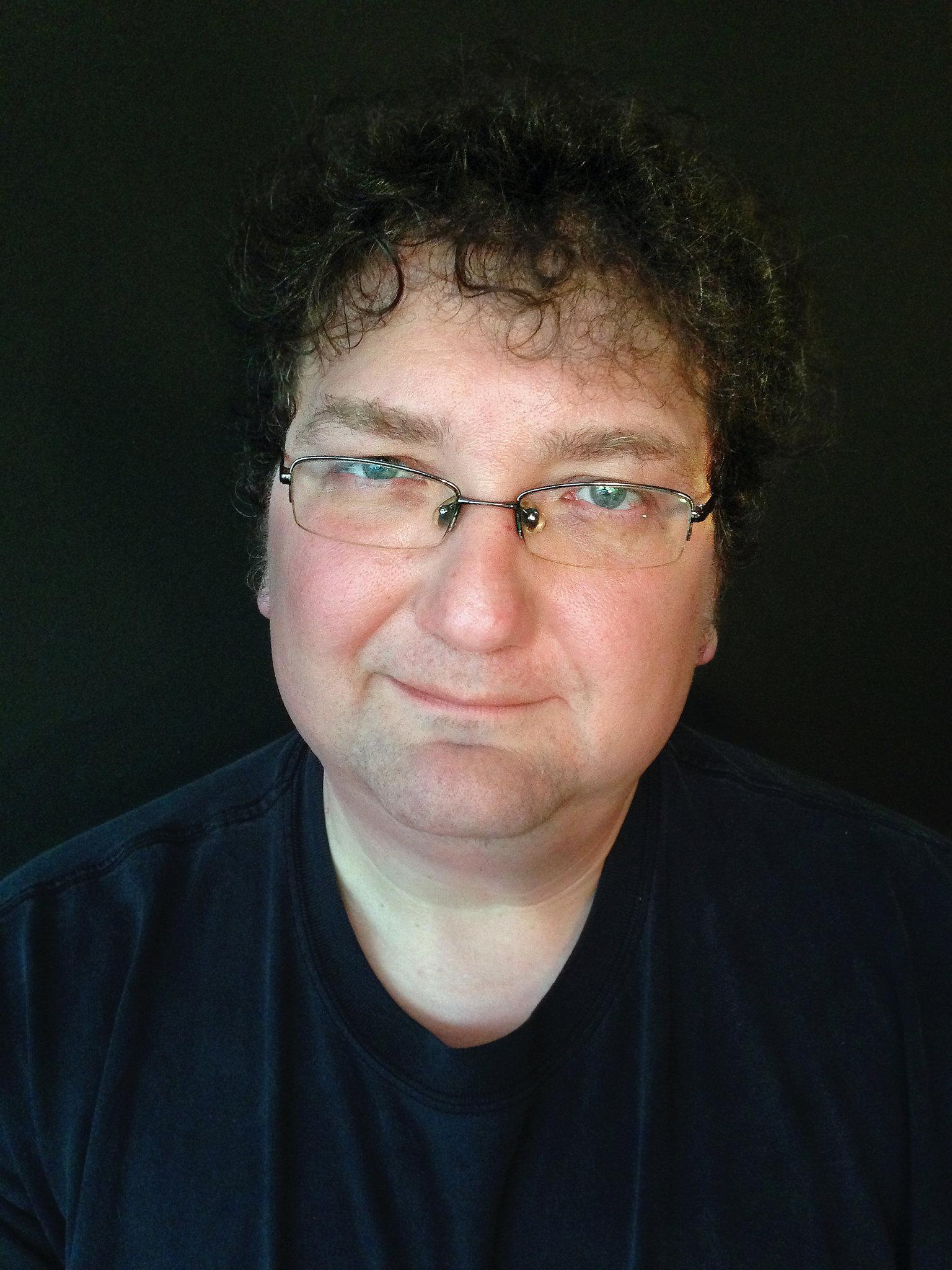 Jim Ridley,  Credit Nancy Floyd