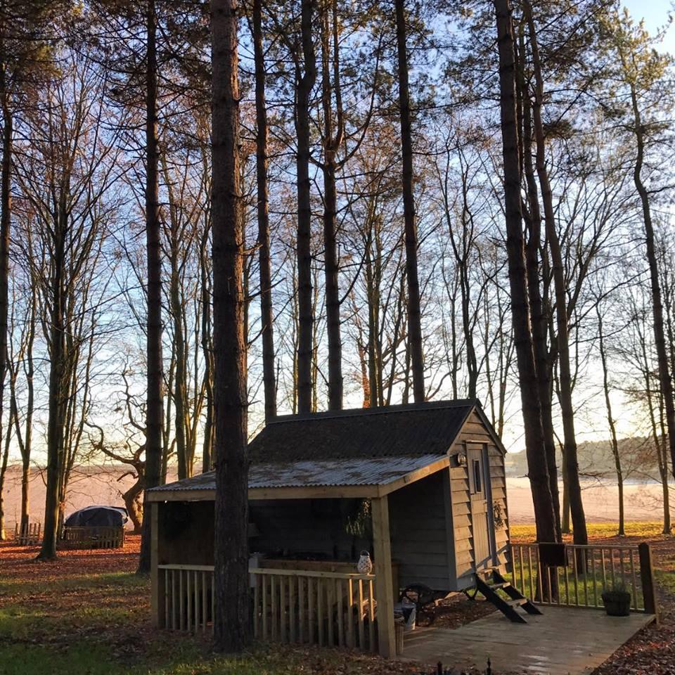Woodland Glamping Venue Norfolk