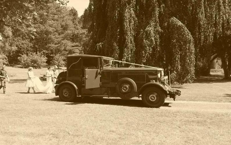 Vintage Wedding in Norfolk