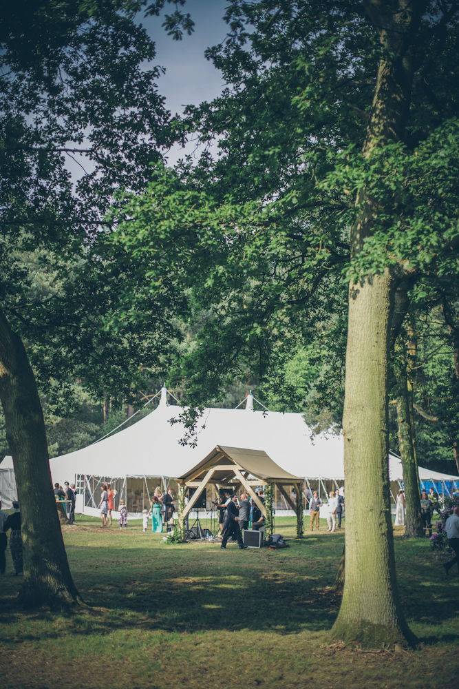 Happy Valley Woodland venue norfolk