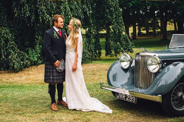 Wedding Car Norfolk