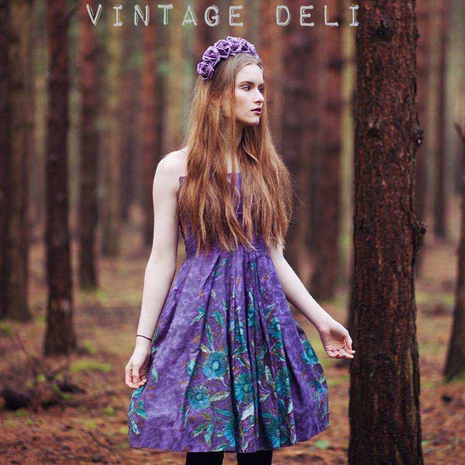Pic By Emily Jane - Vintage Deli Dress