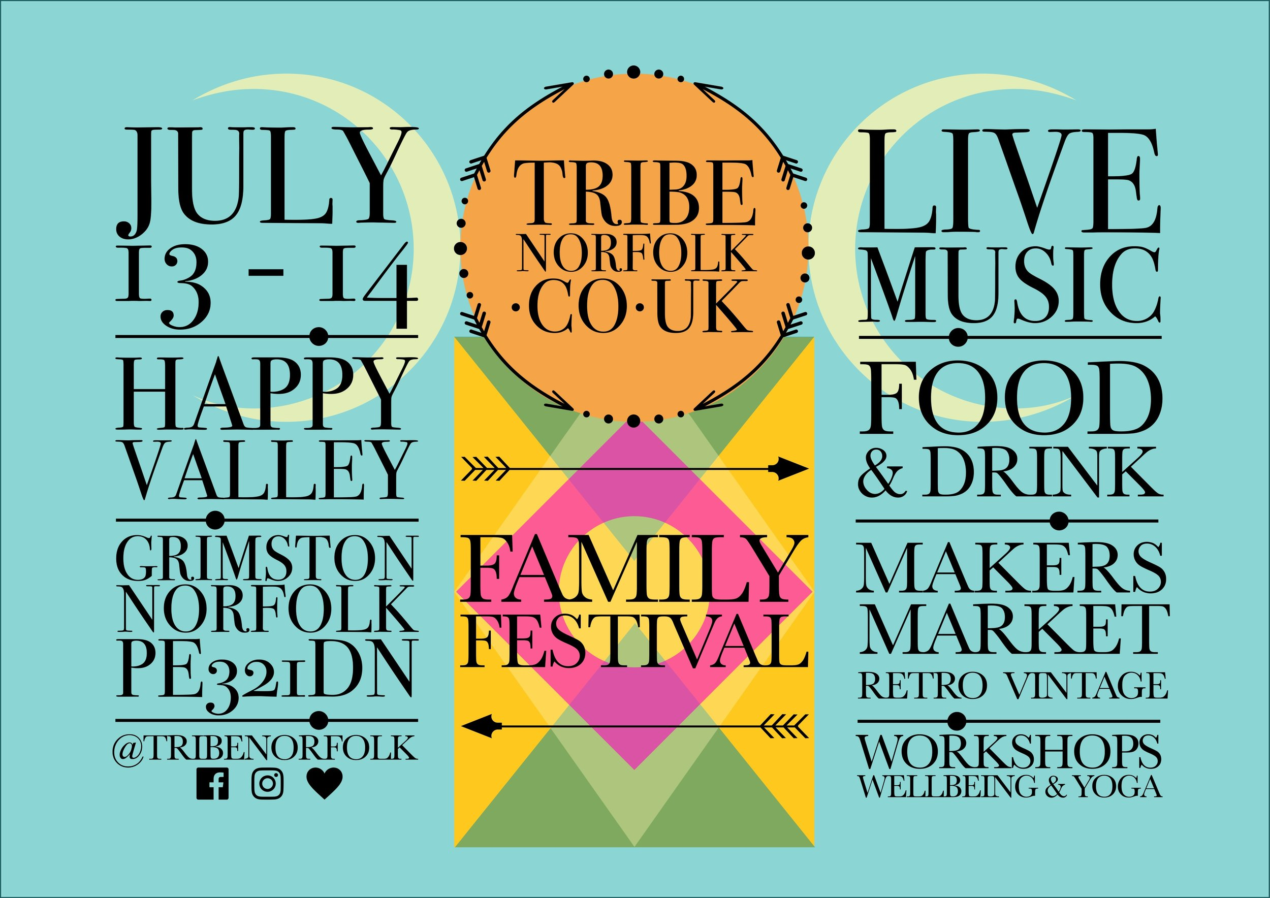 family festival norfolk