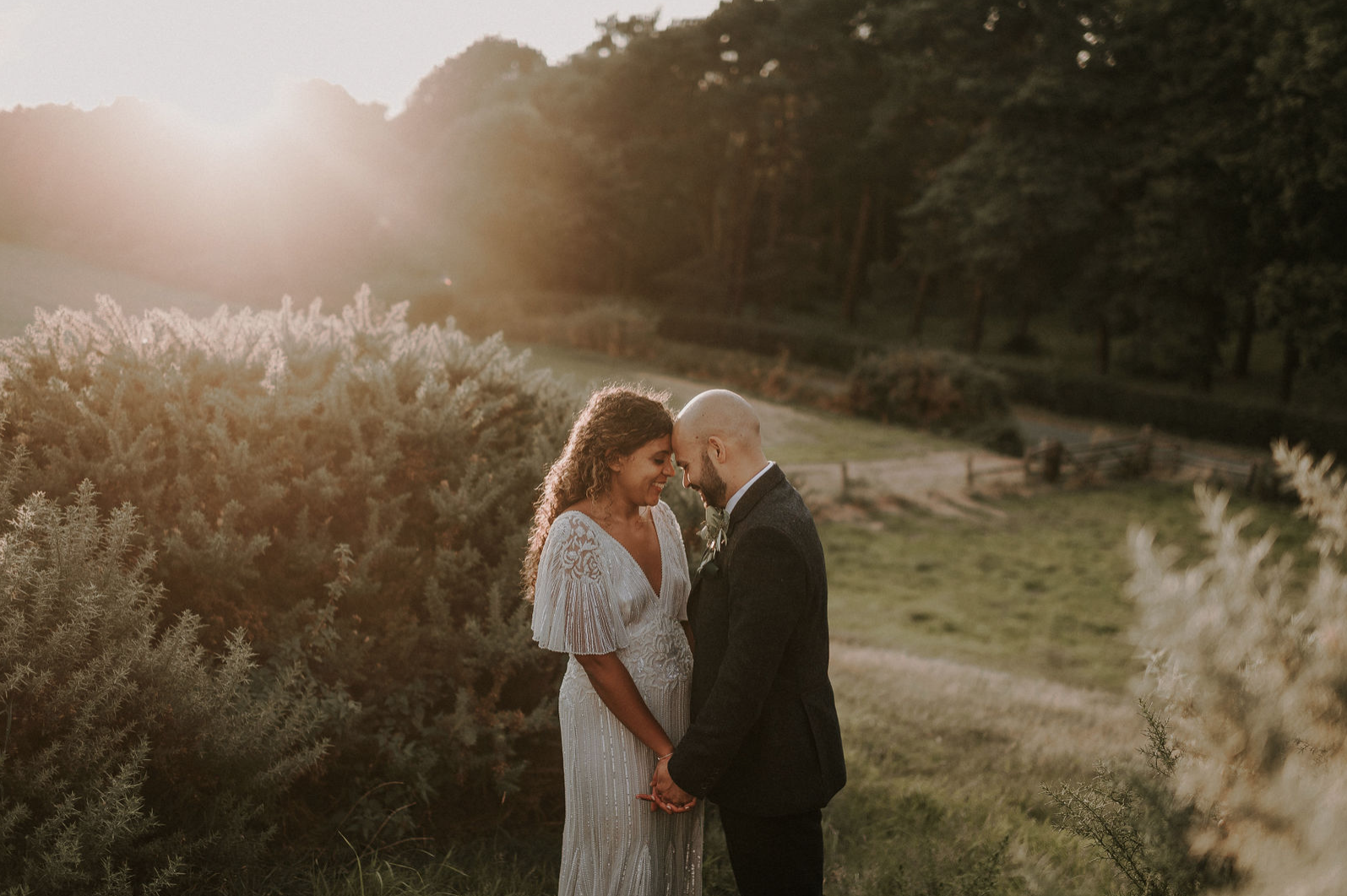 Nikittas & Neezams Wilderness Wedding - Shot by Alice Cunliffe Photography