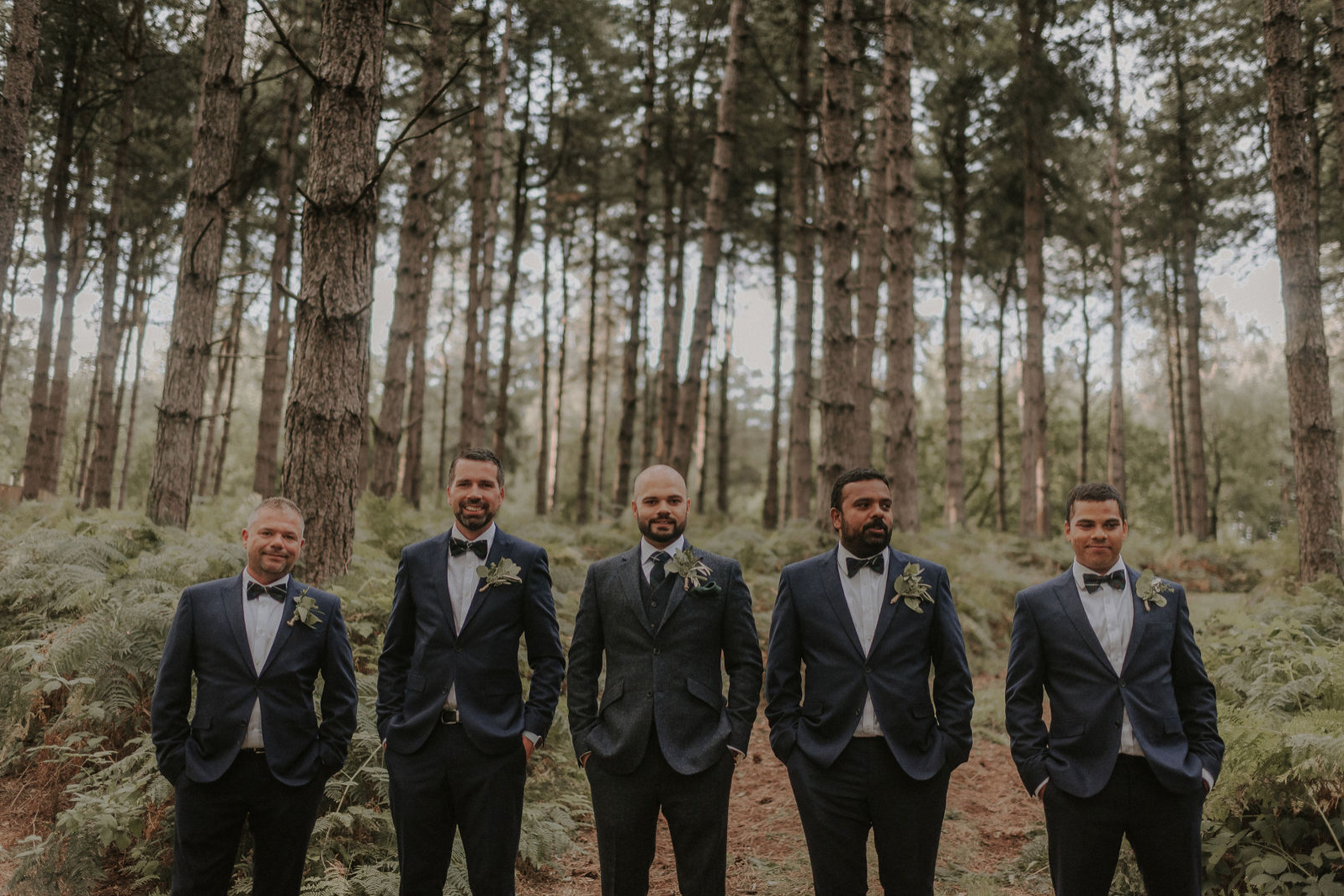 groomsmen Norfolk wedding