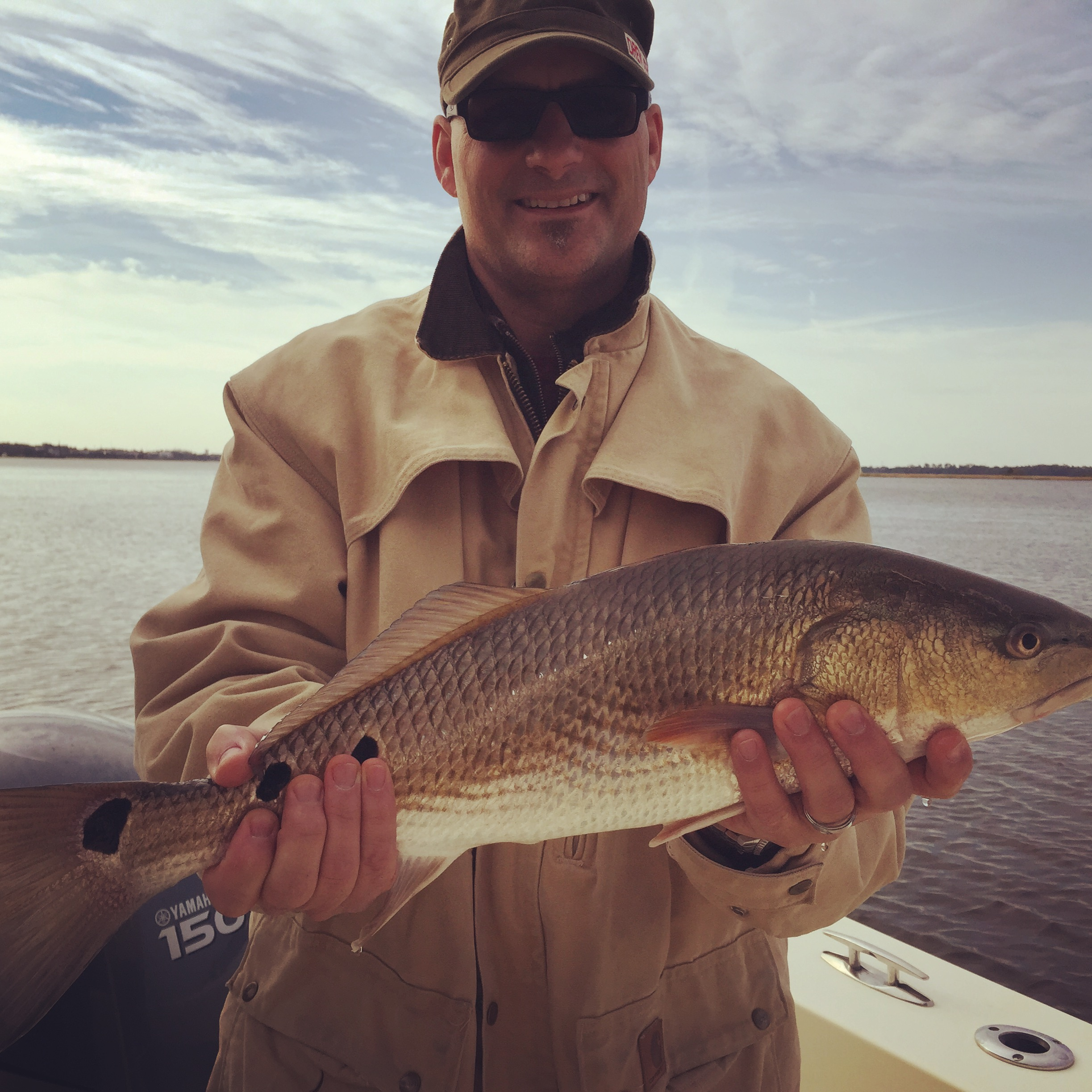Fishing Charter Red Drum Charleston SC