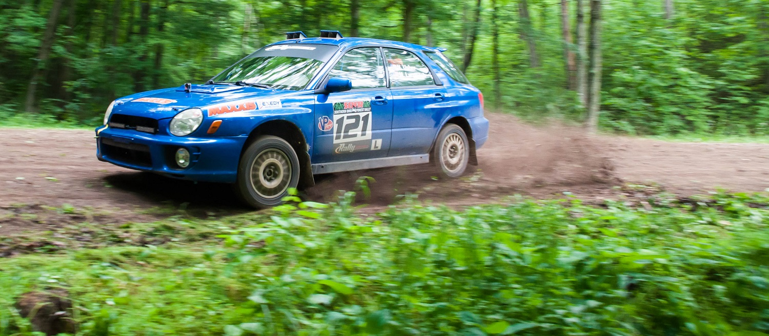 May 20th, 2017 Scioto Trail Forest Rally - Winners: Usher/LangoschPhoto Cred: Ben Newburn
