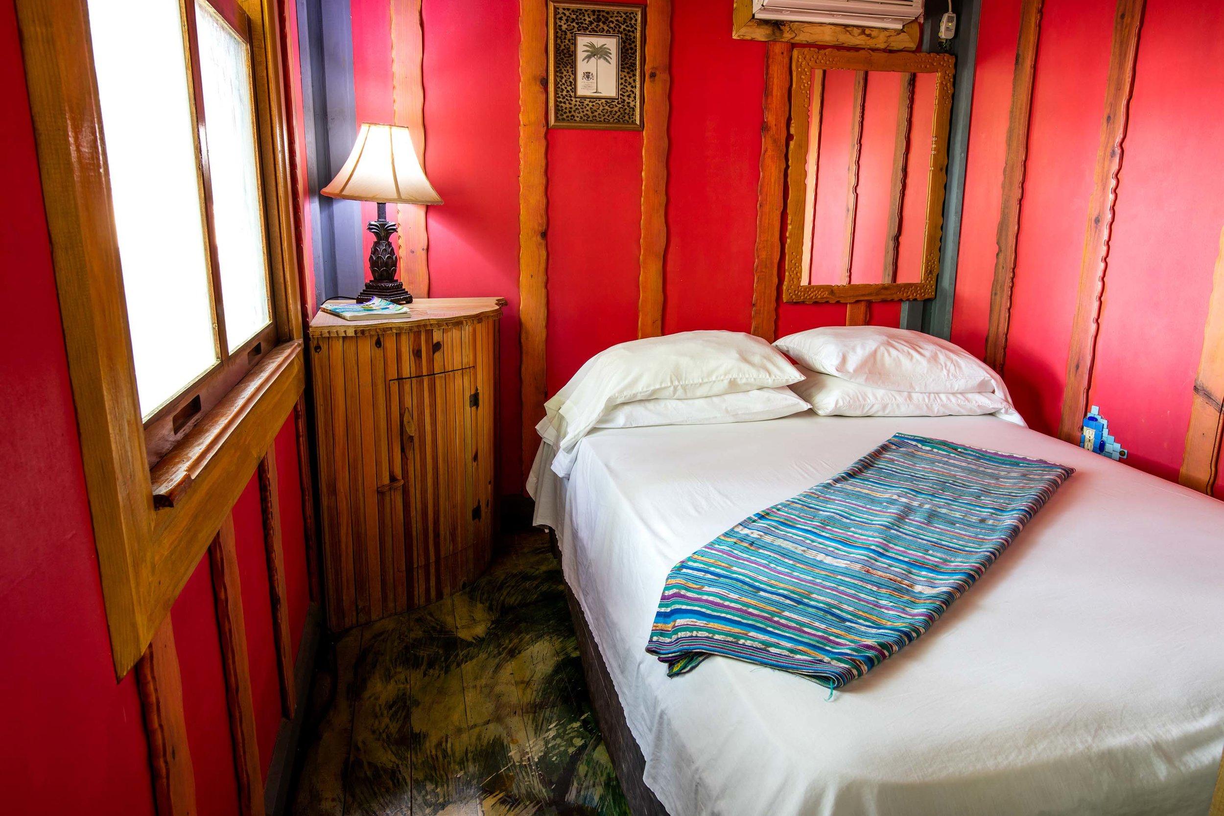 Utila accommodations