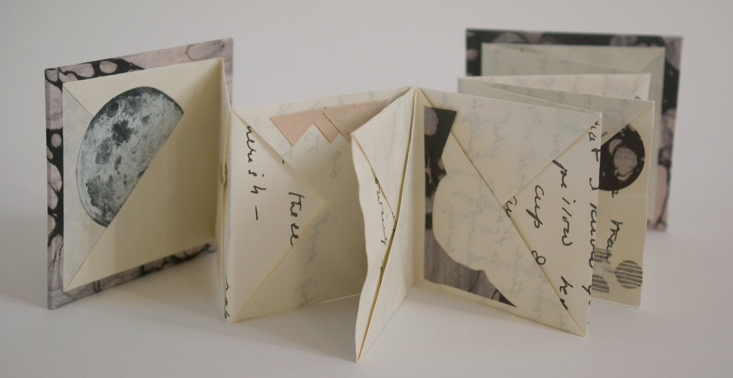 - Collage, Artist Books and Textile ArtCommunity Arts, Workshops and Tuition