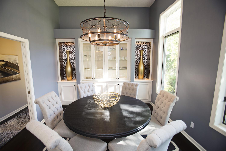 Indoor Dining Room Space