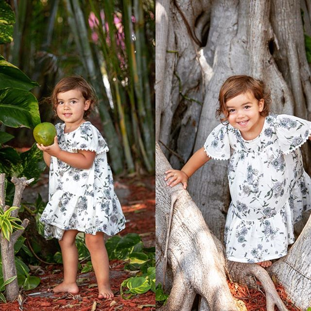 Enjoying the photo locations south FL has to offer!  What's even better is exploring it with friends from MN!💕 @jessicamediate #mjfotographyinc #banyontree #palmbeach #childportraiture #floridaphotographer #findthecoconut
