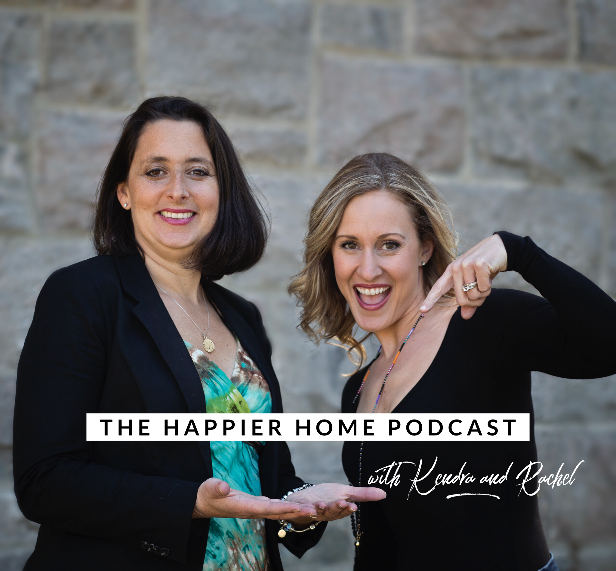 The Happier Home Podcast