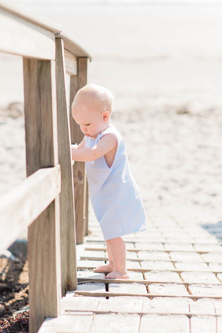 York Maine baby photographer
