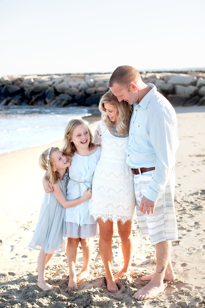 My all time favorite family photos with my husband and daughters. Sweet Light Portraits will create fun a beautiful images you will forever cherish. Family photography sessions should always be fun, natural and relaxed.