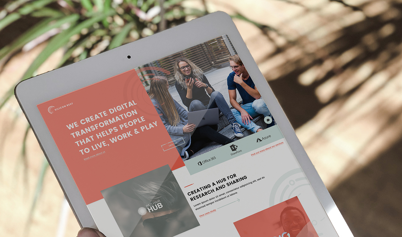 Next proect - Branding & Web Design