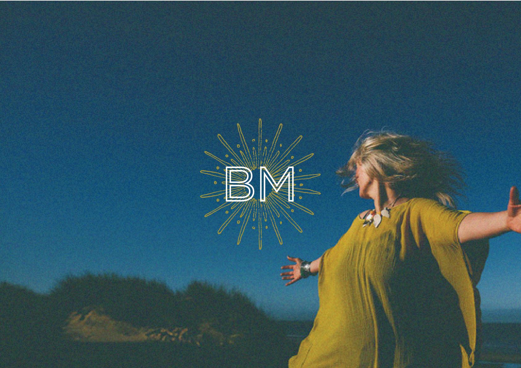 Beth Morgan - Branding Design
