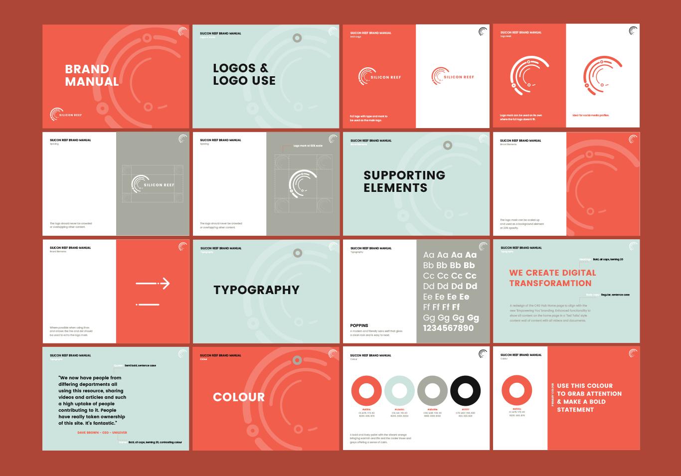 Silicon Reef - Branding & Website Design