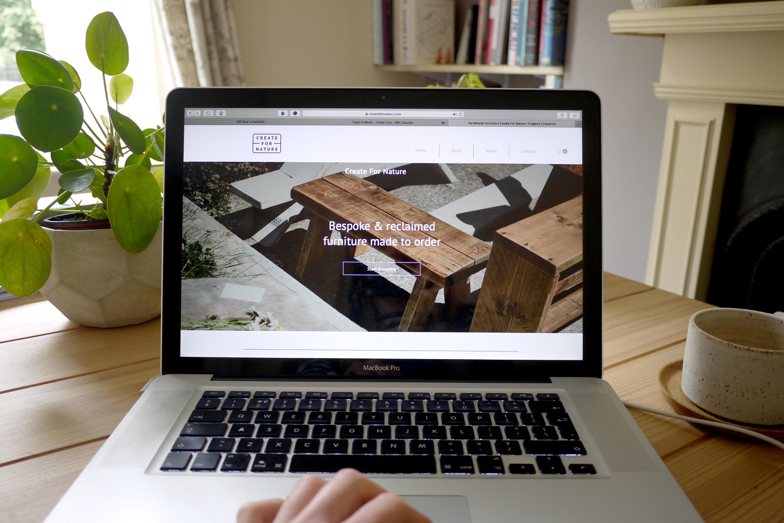 Cheshire Wildlife Trust -CFN - Branding & Website Design