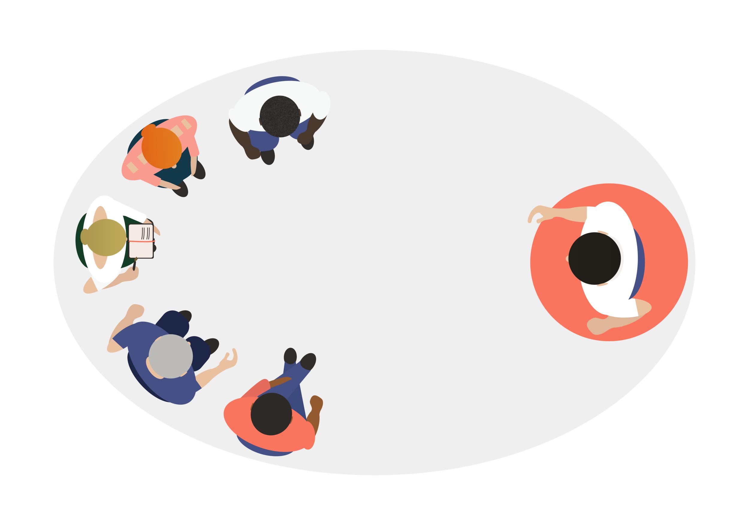 the Purposeful leader - Branding & Illustration