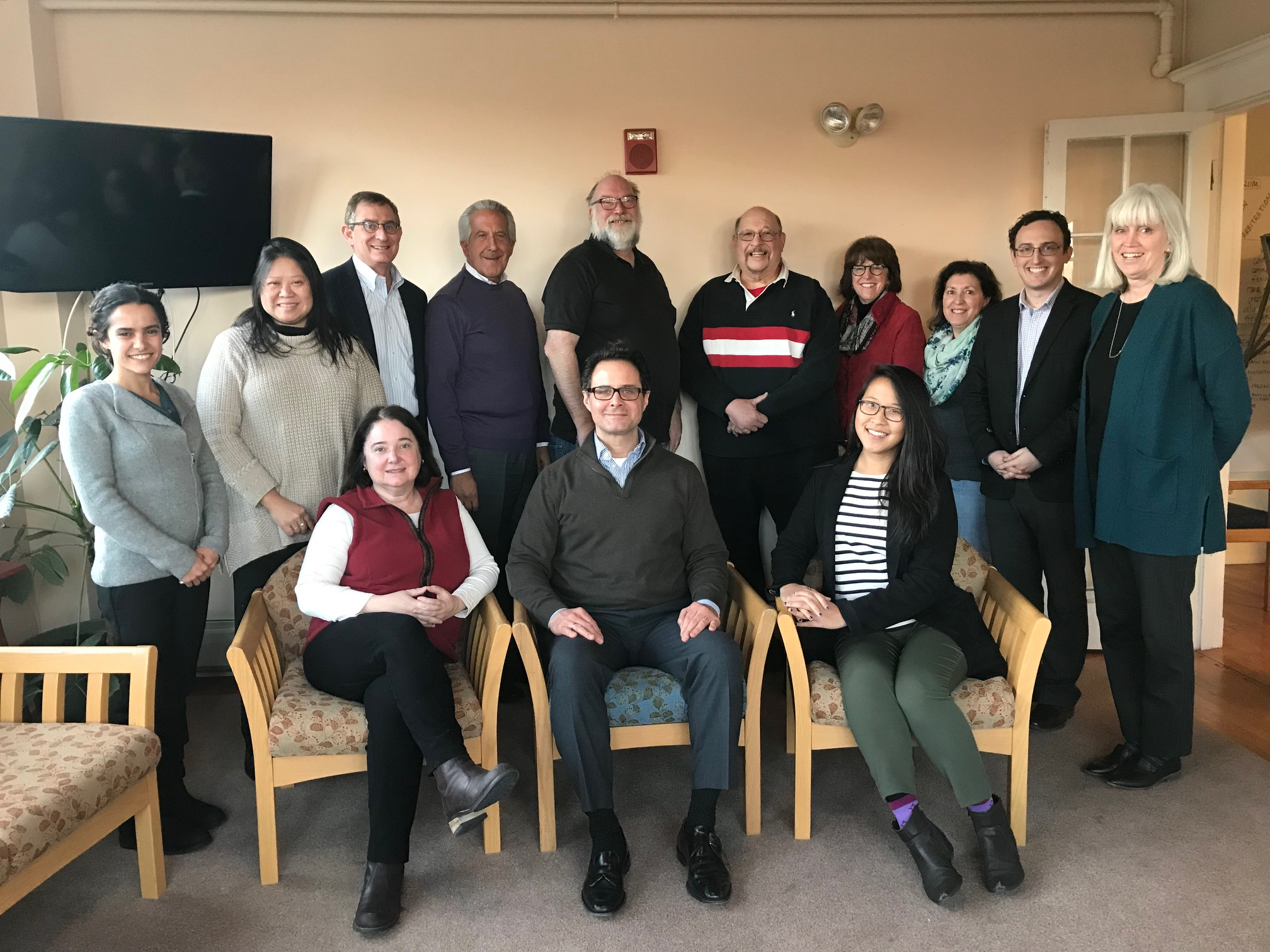 2018 Mediation Training Cohort