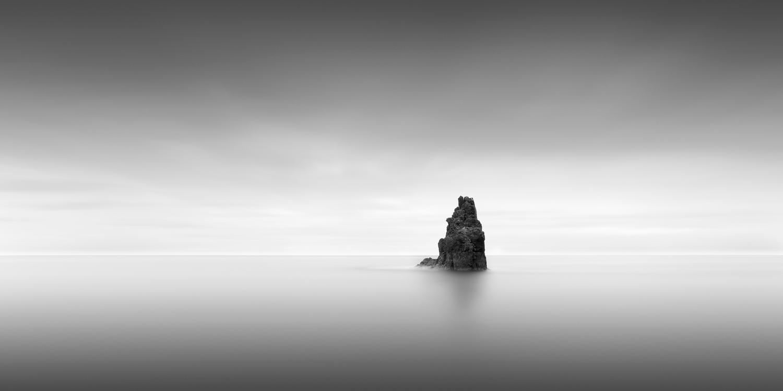 Rocha solitária