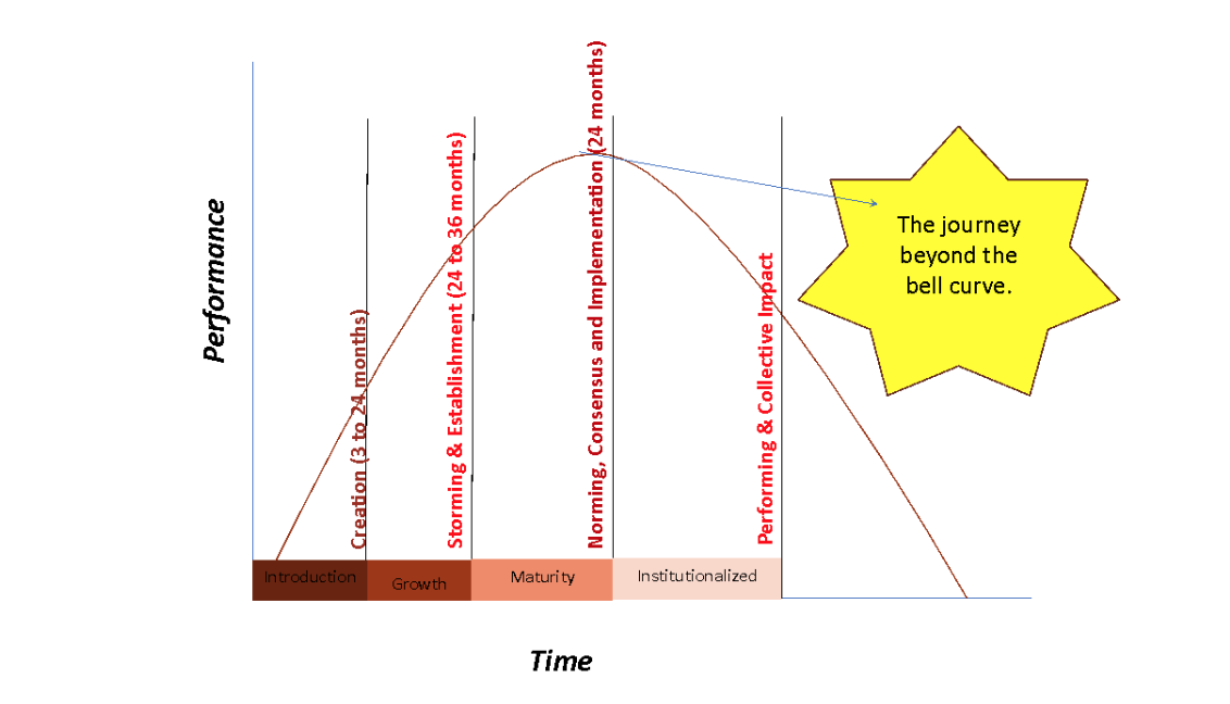 Figure 1: Organizational Life Cycle