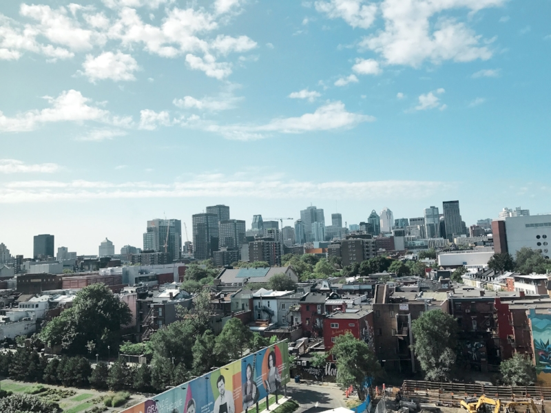 Travel Guide Montreal: Where to Stay - How about this Awesome Airbnb Next to the Metro! haven't tried Airbnb yet?  Try Airbnb Today!