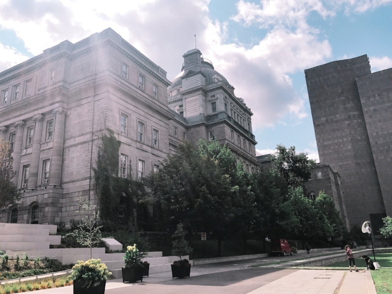 Town Hall Montréal