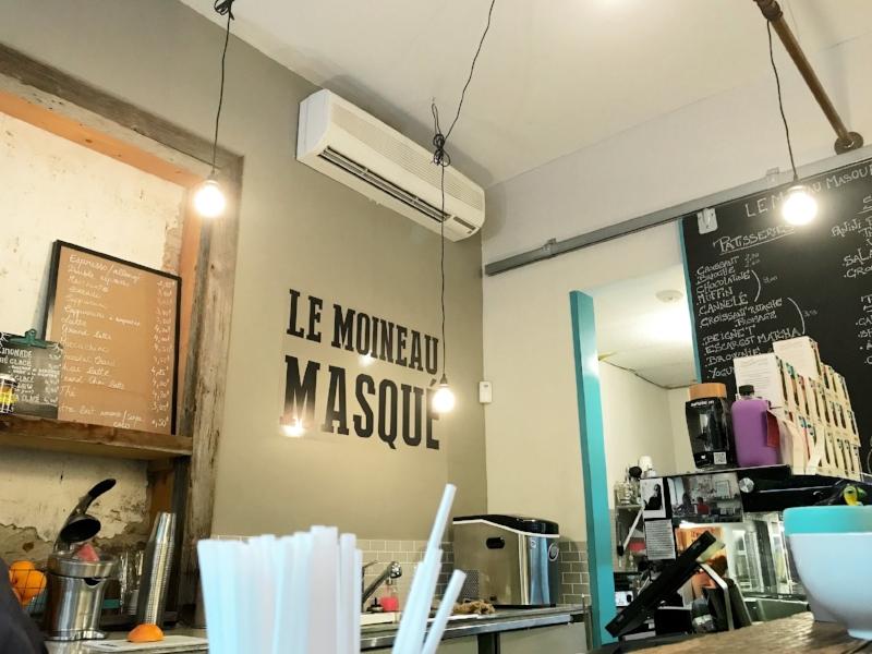 La Moineau Masque Cafe