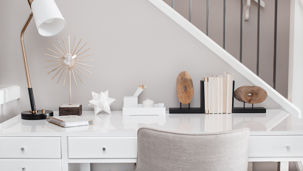 Creating a thinking space can help you envision what a life without clutter would be like. How to Create a Plan to Beat clutter for Good. SimpleGoldLife.com