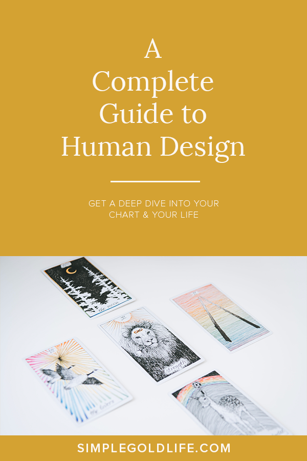 How learning your human design type can help you live a happier and fulfilled life! #humandesign #humandesignchart #humandesignmanifestor simplegoldlife.com