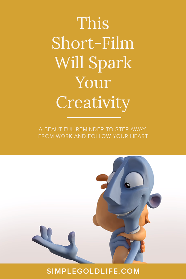 Need a Reminder of what's important in your life? Watch the Alike short-film that will have you running away from work and running towards your heart. #creativity #inspirationalvideo