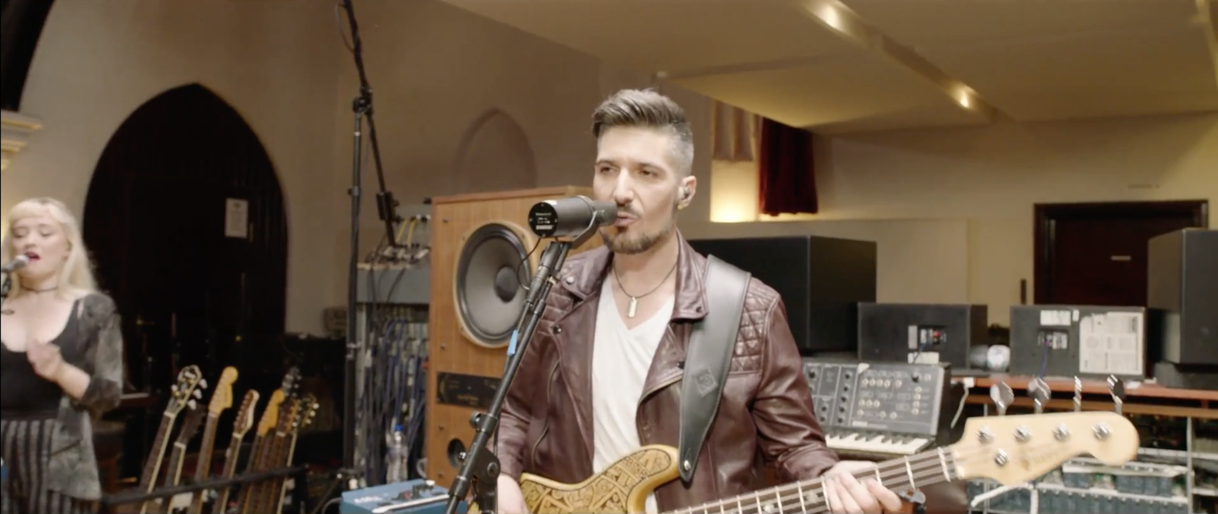 George IV Church Studios Live Sessions