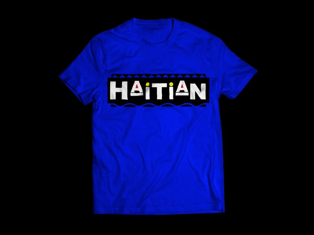 Haitian Blue