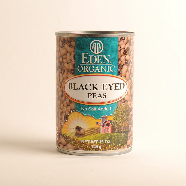 Eating black eyed peas on New Year's Day is supposed to bring good luck. Keeping our eye on good consequences usually means a little more effort on our part though!   Photo  used via Flickr.com under the Creative Commons license.