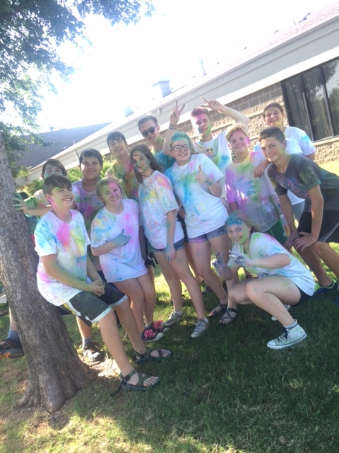 District Rally Colorfest
