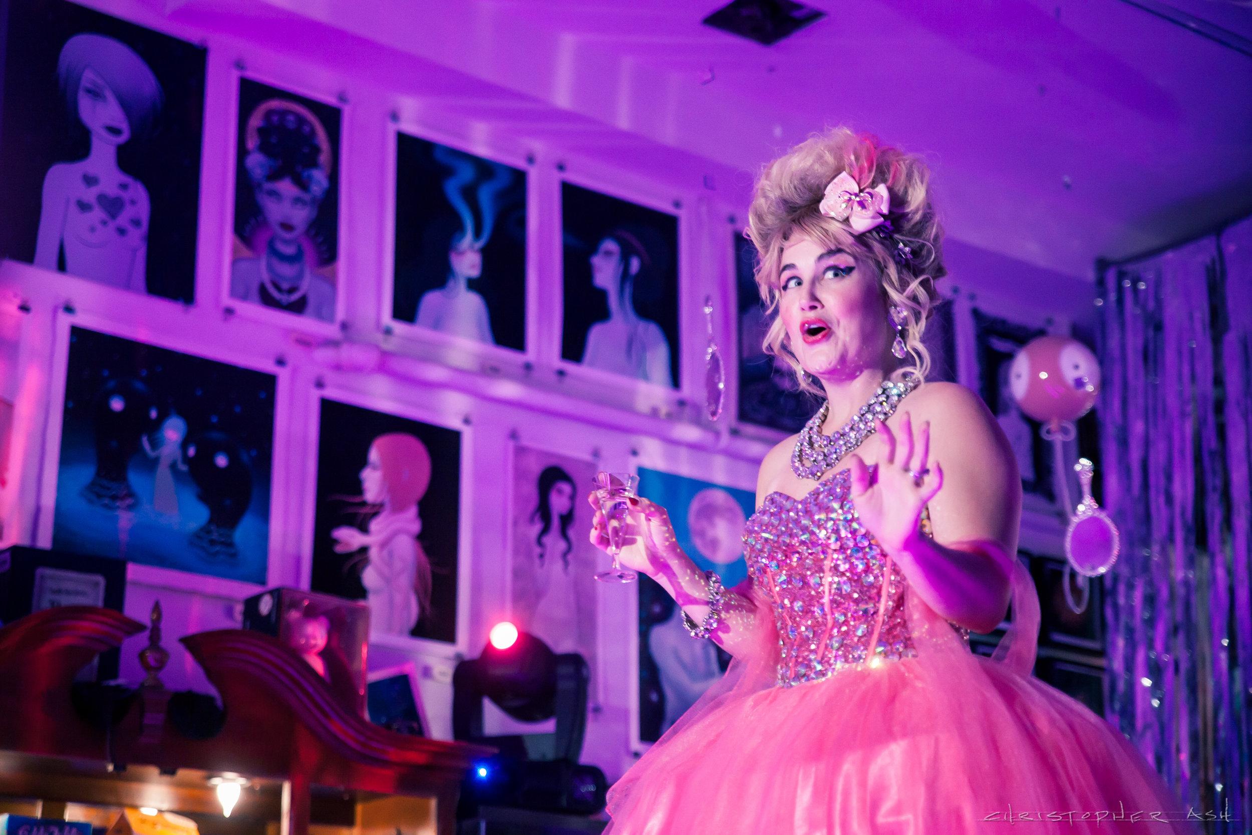 Tony Nominee Lauren Worsham in Miss Handel