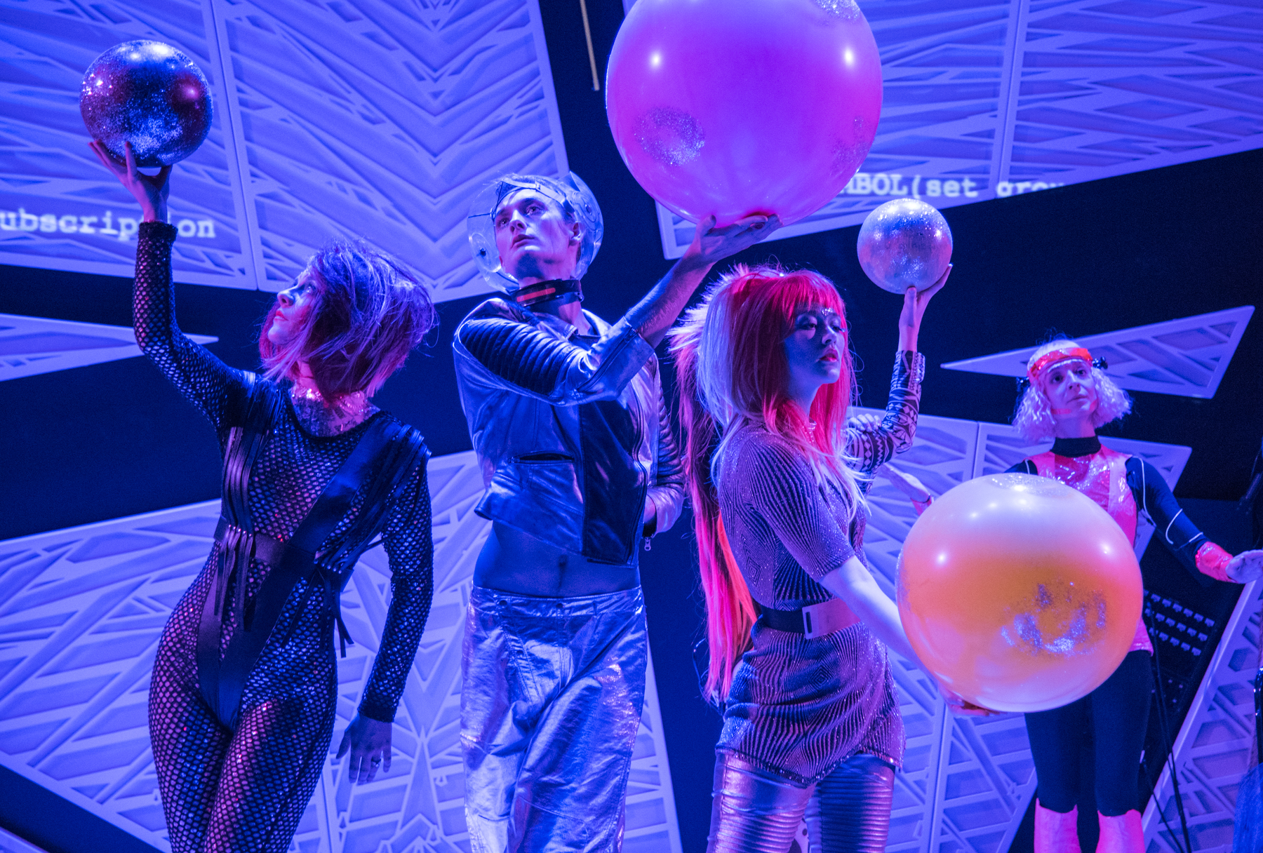 Queens of the Night: Mozart in Space at National Sawdust, 2016