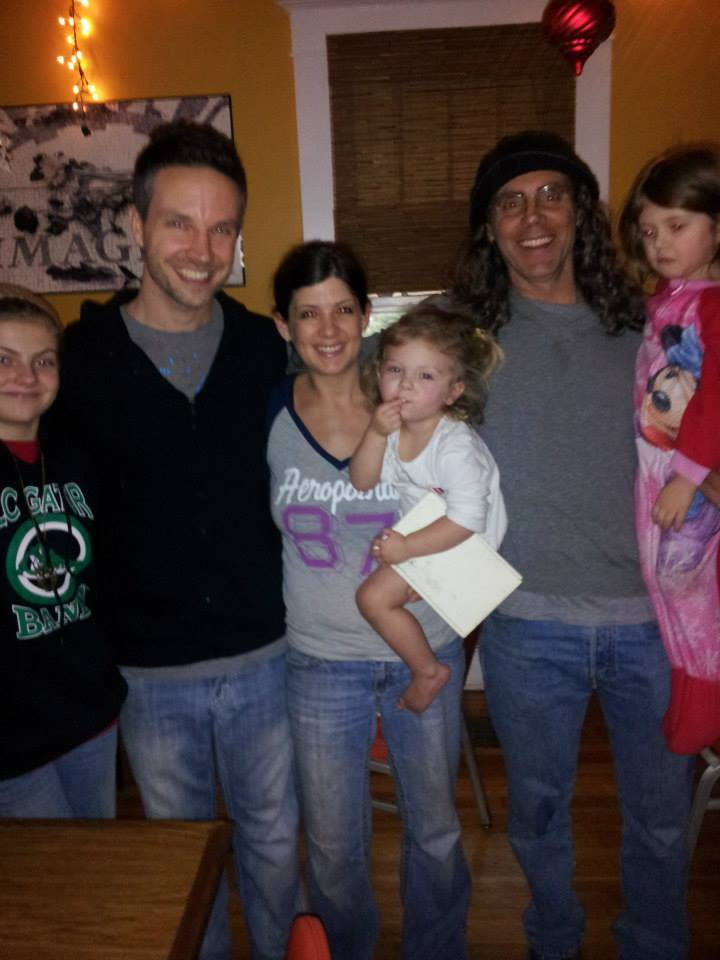 Tom Shadyac and the fam!