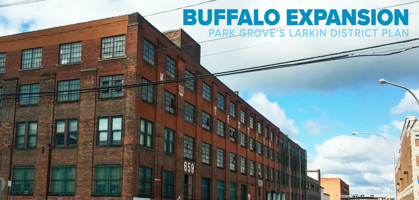 The Rochester, NY property management company begins planning new industrial lofts in Buffalo, NY.