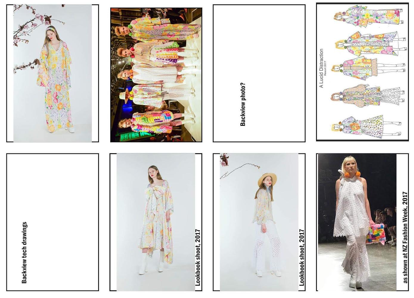 PDF Example (Fashion design - Laura Marris)