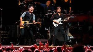 Springsteen and Morello on the Ghost of Tom Joad.