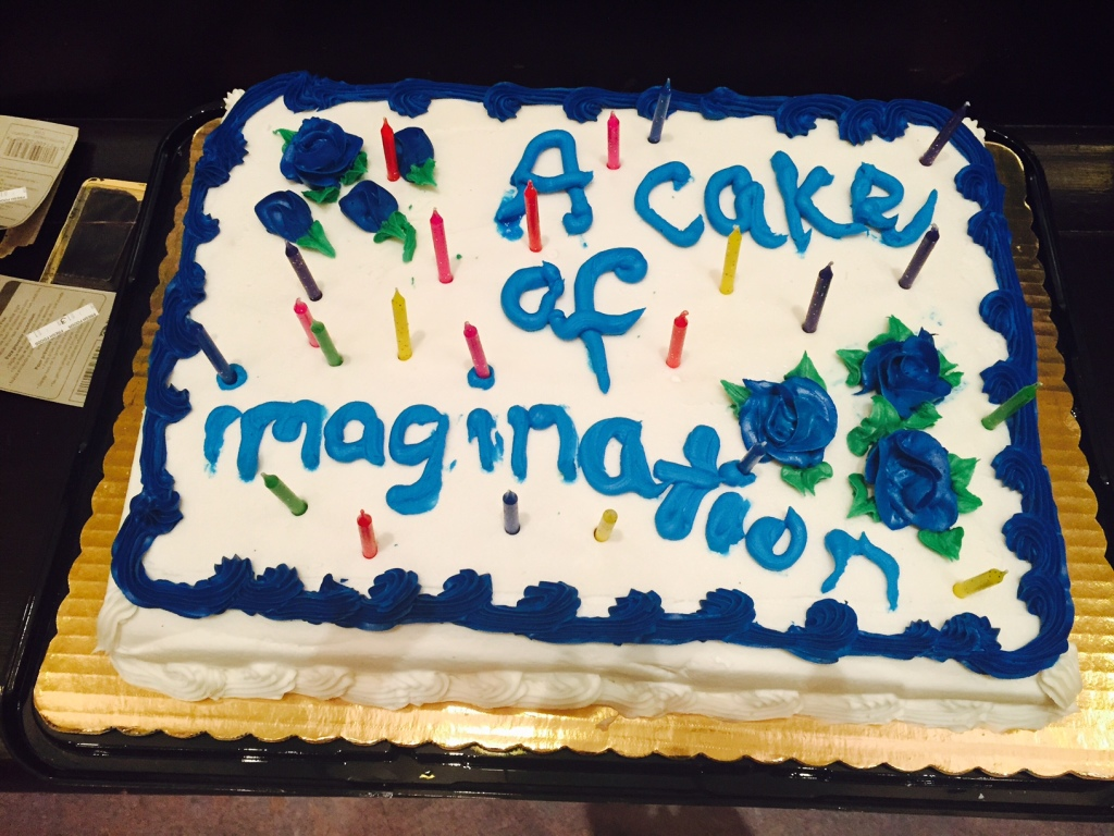 A Cake of Imagination