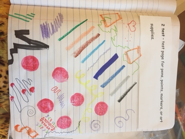 Maddie's Wreck Your Journal